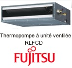 Thermopompe murale Fujitsu RLFCD